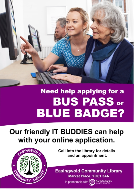 ECL IT Buddies Poster External