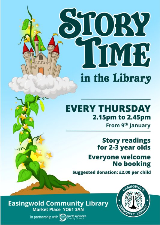ECL Storytime Poster (start date)